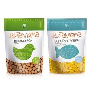 Серия продукти за деца ВитаМама (2)